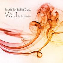 Music for Ballet Class Vol.1 cover art