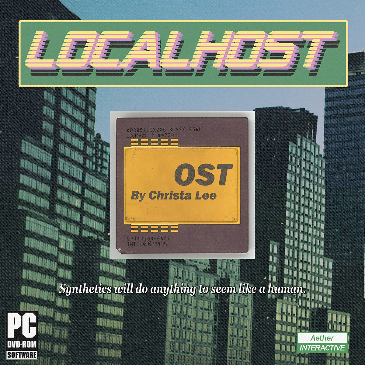 Localhost Original Sound Track | Christa Lee