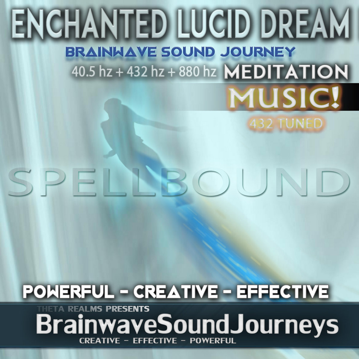 SPELLBOUND - Enchanted Lucid Dreaming Music | Theta Realms