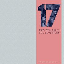 Two Syllables Volume Seventeen cover art