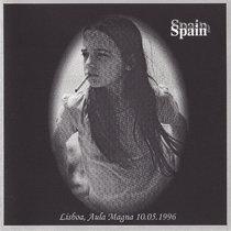 Spain Aula Magna Lisbon Portugal 10 May 1996 cover art