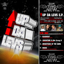 Up the levs Ep STN 004 cover art