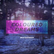 Coloured Dreams EP cover art