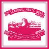 Seasonal Men's Wear/William Wesley & the Tiny Sockets Split EP Cover Art