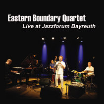 Live at Jazzforum Bayreuth cover art
