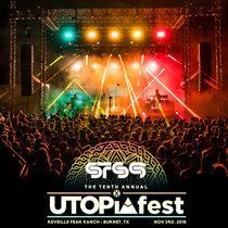 2018.11.03 :: UTOPiAfest :: Burnet, TX cover art