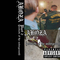 DJ AKOZA - PART.2 (PRODUCTS OF THE UNDERGROUND INSTRUMENTAL TAPE 2) cover art