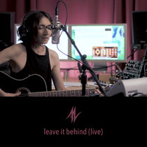 Leave It Behind (Live) cover art