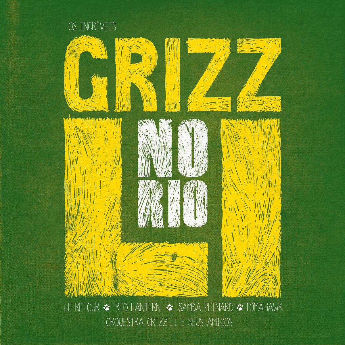 Grizz-Li NO RIO 2013
