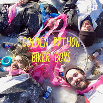Biker Boys cover art