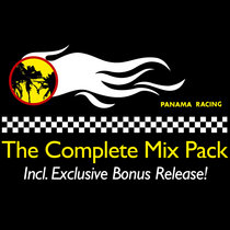 10 Year Anniversary Panama Racing Mix Pack cover art