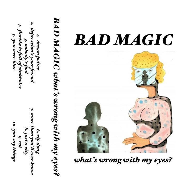 Depression's Your Friend BAD MAGIC Unique Wrong Friend