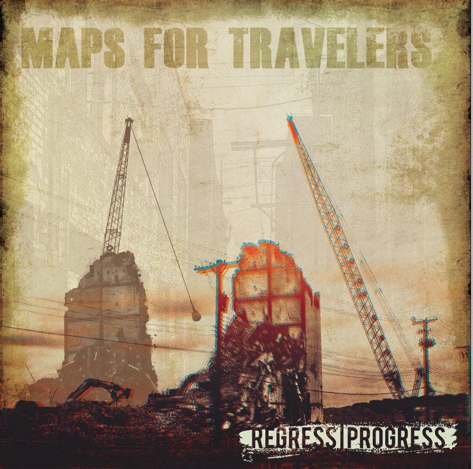RegressProgress – Maps For Travelers