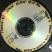 "KCRW-FM Santa Monica, CA ""Morning Becomes Eclectic"" 17 December 1996 cover art"