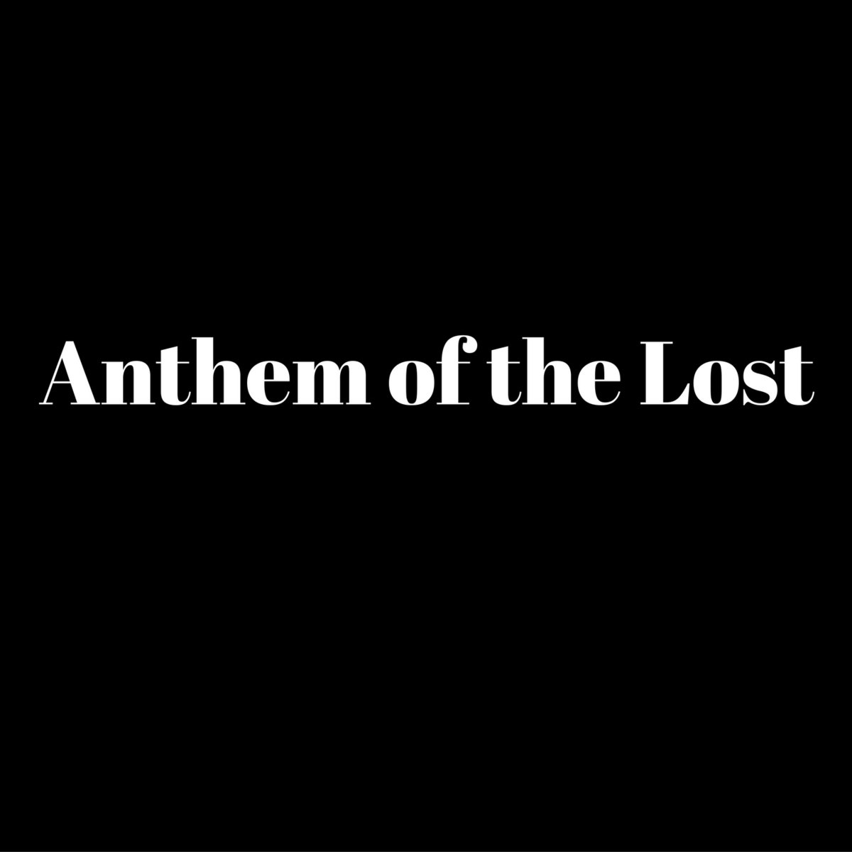 Anthem of the Lost (Live @ Red Raven Studios) | INFIDELIX