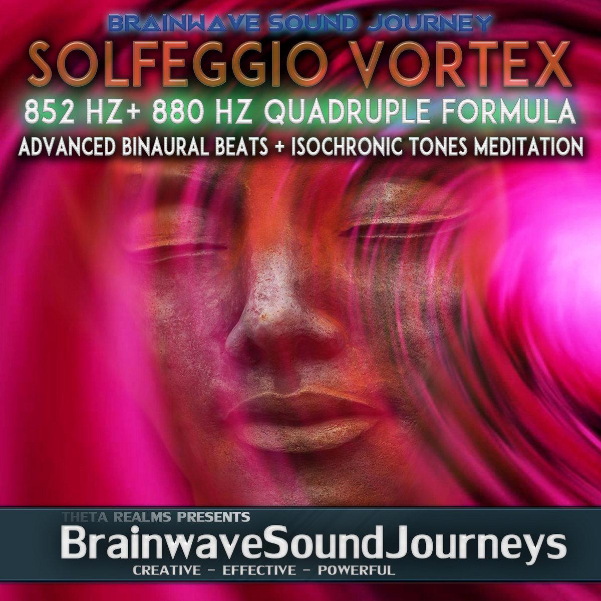 852Hz + 880Hz |SOLFEGGIO VORTEX MUSIC ✴Sound Healing