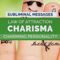 Create Charisma - Subliminal Programming cover art
