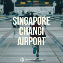 Airport Sound Library Singapore! Ambience, Crowds & Lounge cover art
