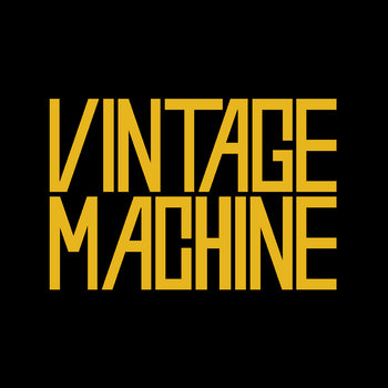 Vintage Machine Digital Album by Jackie Venson