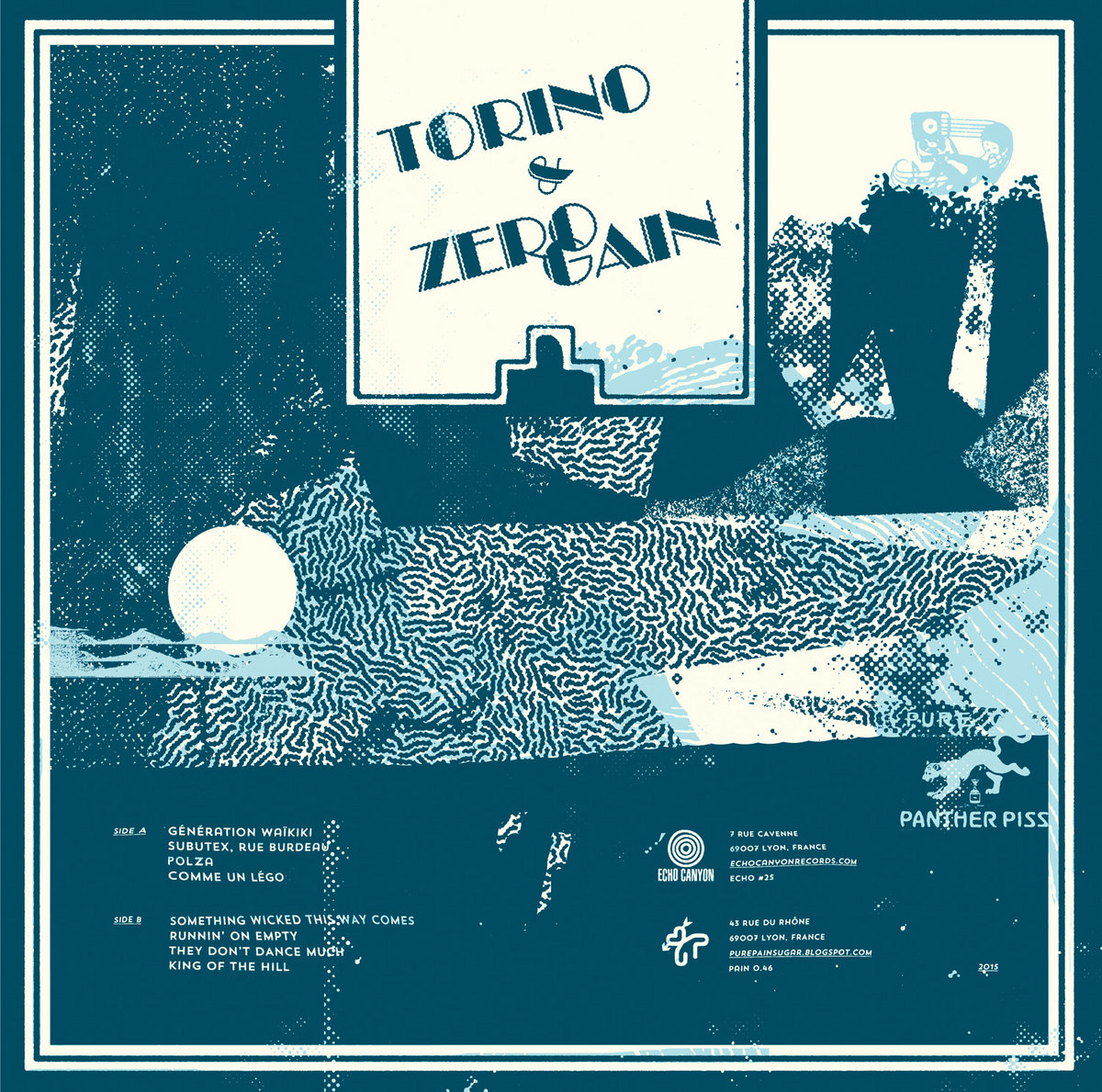 ECHO 025 TORINO / ZERO GAIN