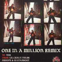 One In A Million Remix cover art