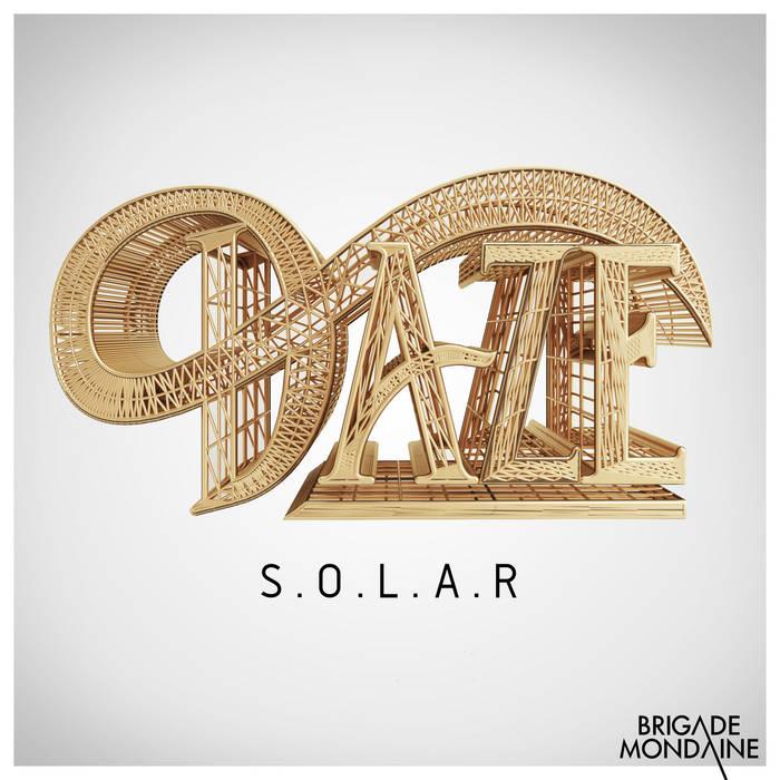 S.O.L.A.R cover art