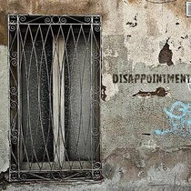 Disappointment cover art