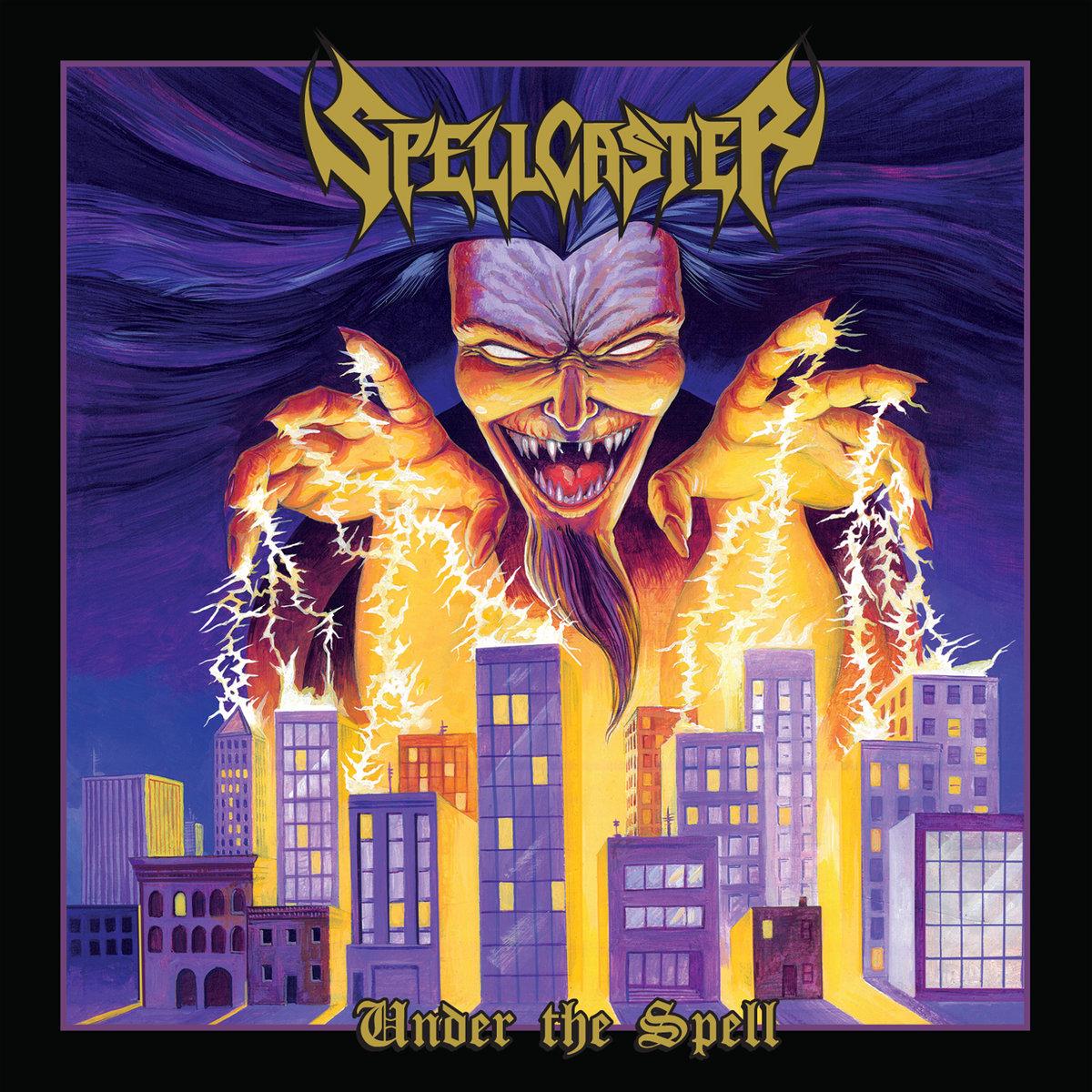 Under the Spell   Spellcaster