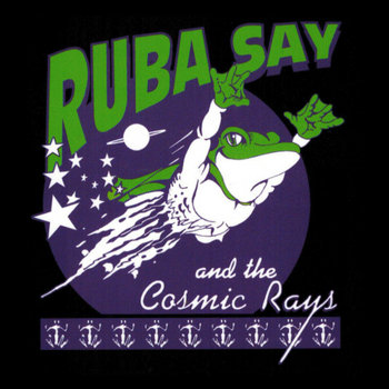 Hide In The Sun by Ruba Say And The Cosmic Rays