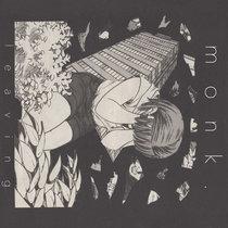 monk. - leaving cover art