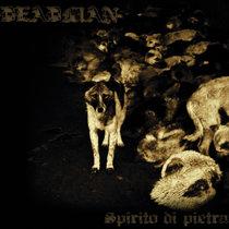 Spirito di Pietra (Dusk005CD) cover art
