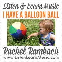 I Have a Balloon Ball cover art