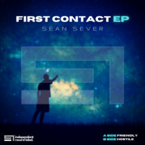 First Contact EP cover art