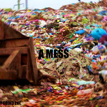 A MESS - DANI BRA$CO cover art