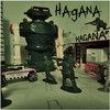 Hagana EP Cover Art