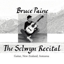 The Selwyn Recital cover art