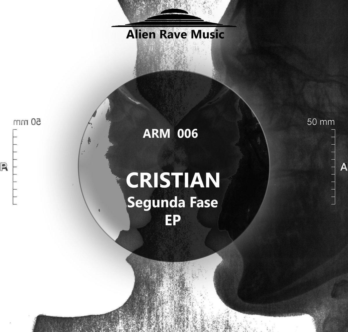 Cristian - Avistamientos (original mix) 130 bpm | Alien Rave