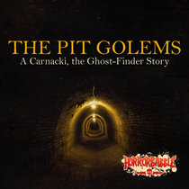 The Pit Golems cover art