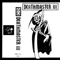 Deathmaster III cover art