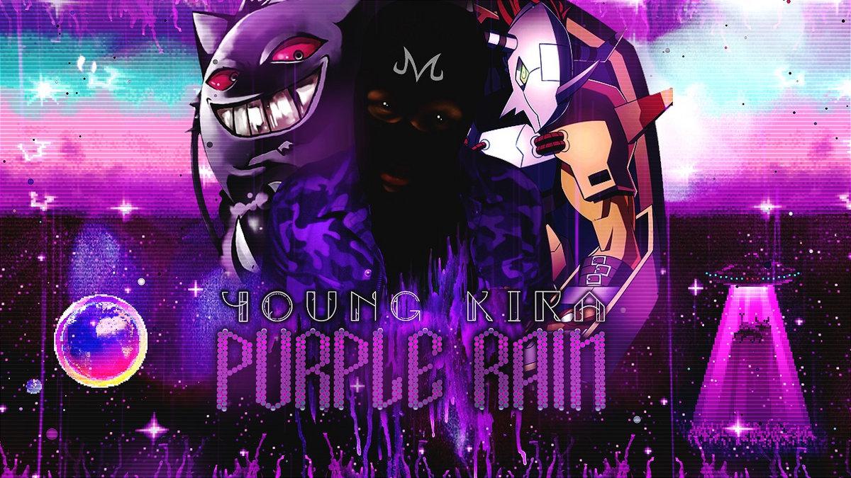 Young Kira - Purple Rain (Prod  by Young Kira)   Young Kira