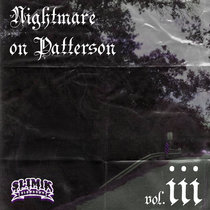 Nightmare on Patterson III cover art