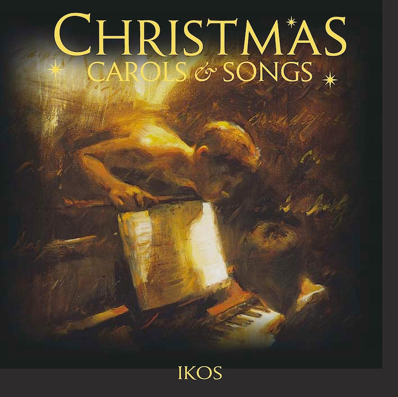 Christmas Carols And Songs Ikos David Clifton With The Choirs Of Peterborough Cathedral Little Room Recordings
