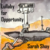 Lullaby for Opportunity cover art
