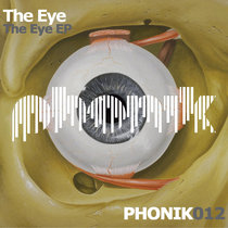 The Eye EP cover art