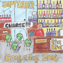 SONG A DAY - September 2016 cover art