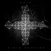 Giriu Dvasios - Gaja cover art