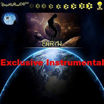 "Earth ""Instrumental Exclusive"" cover art"