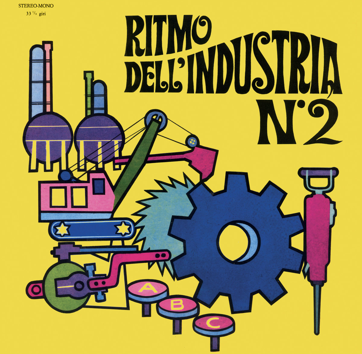 RITMO DELL'INDUSTRIA N°2