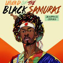 Legend Of The Black Samurai cover art