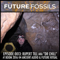0013 - Rupert Till aka Dr. Chill (Ancient Audio & Future Ritual) cover art